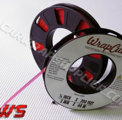 WrapCut edge cutting tape