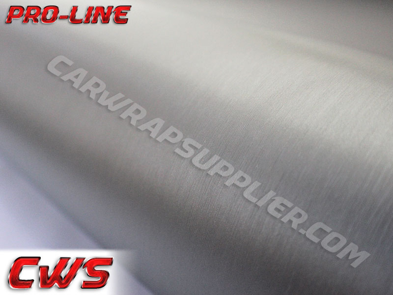 Brushed Aluminum Silver 187 Cws