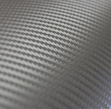 Economy Carbon Fiber Gray Vinyl Film