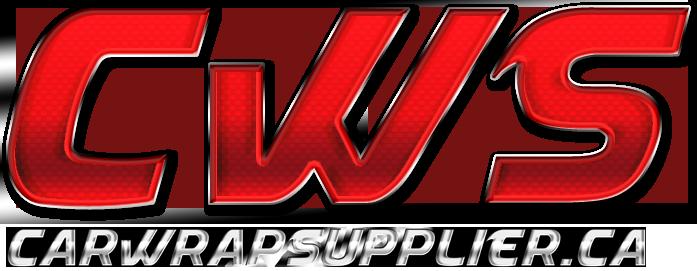 CWS Logo www.carwrapsupplier.ca
