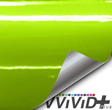 Premium Plus Gloss Viper Green car wrap vinyl film