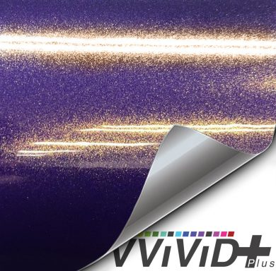 Premium+ Gloss Metallic Galaxy Purple car wrap vinyl