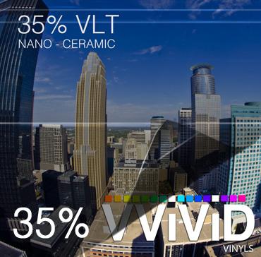 Window Tint for Cars 35% VLT